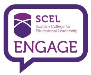 SCEL Engage logo